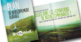 Bromont : Pense ta ville