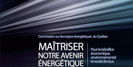 Maîtriser notre avenir énergétique